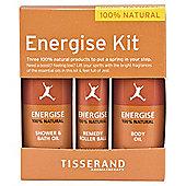 Tisserand Energise Kit