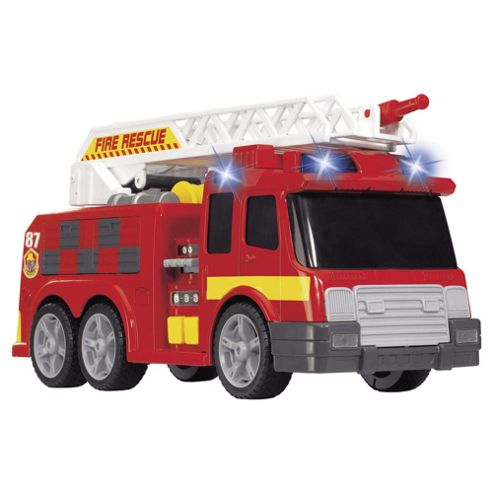 Fuel Line Rescue Fire Engine