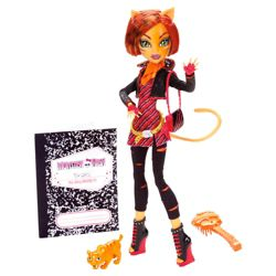 Monster High Doll - Torelei