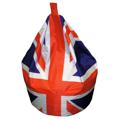 Large Union Jack Outdoor Beanbag