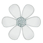 Crackle Flower Mirror Set Of 3