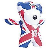London 2012 Paralympics Team GB Inflatable Mascot Mandeville