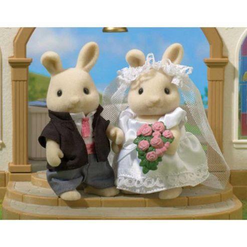 Sylvanian Families Bride & Groom