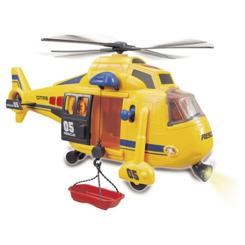 Fuel Line Rescue Helicopter