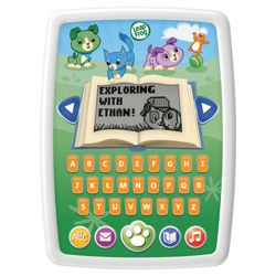 LeapFrog My Own Story Time Pad Green