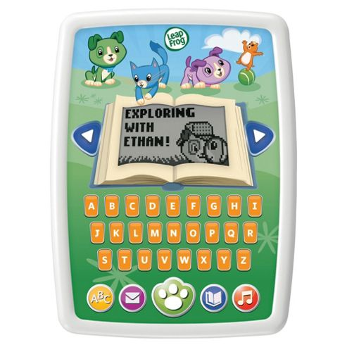 LeapFrog My Own Story Time GREEN
