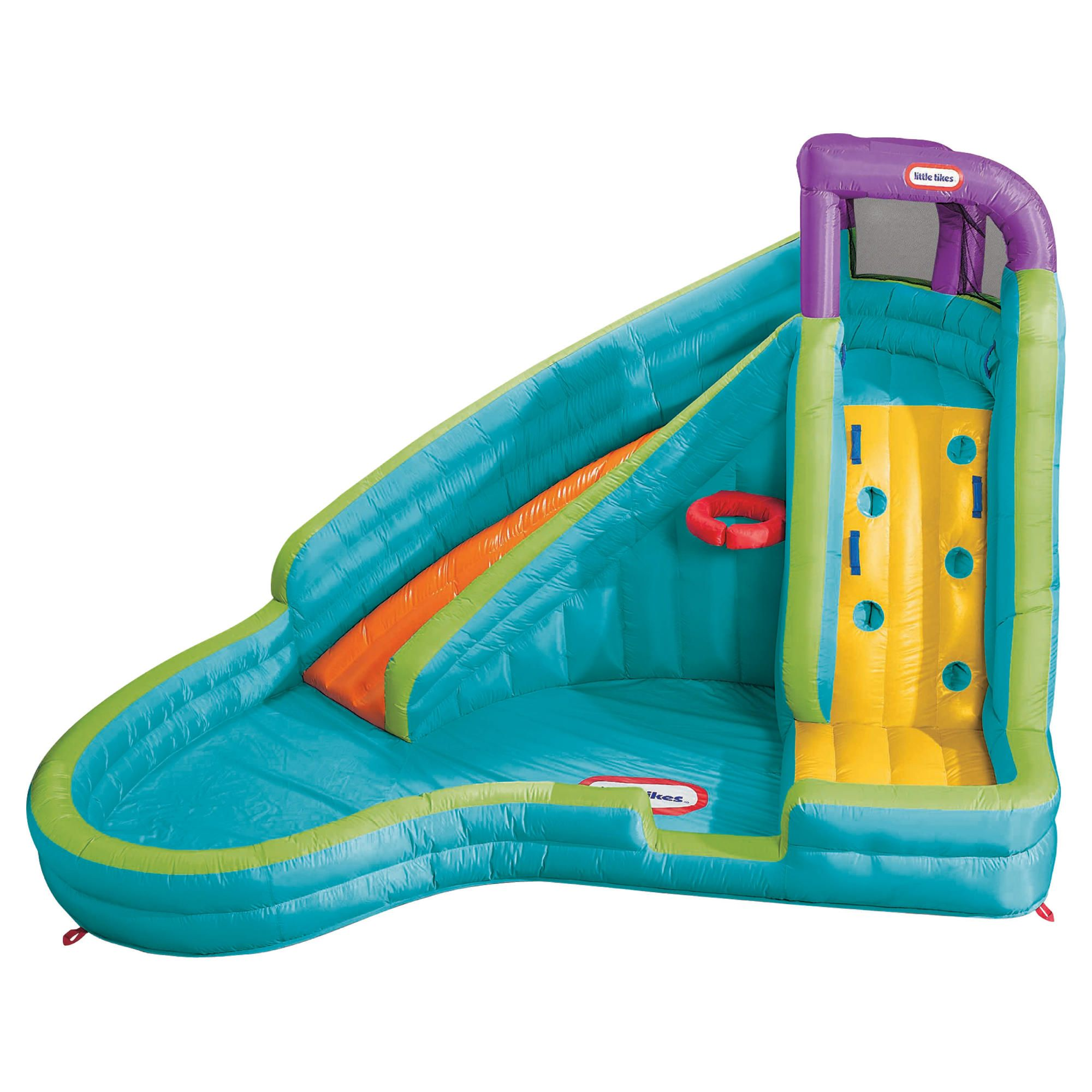 Little Tikes Slam N Curve Waterslide at Tesco Direct