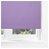 Thermal Blackout Blind 150cm Mauve
