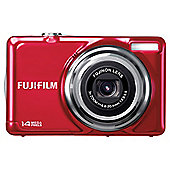 Fuji JV300 Red Digital Camera