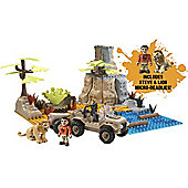 Character Building Deadly 60 Steves Deadly Safari Deluxe Playset