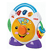 Fisher-Price Laugh and Learn CD Player