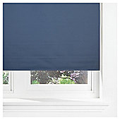 Thermal Blackout Blind 150cm Navy