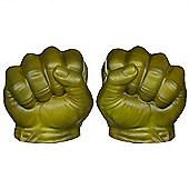 Marvel Avengers Hulk Gamma Green Smash Fists