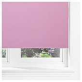 Thermal Blackout Blind 150cm Pink