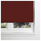 Thermal Blackout Blind 150cm Red