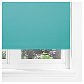 Thermal Blackout Blind 150cm Teal