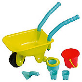 Tesco Pretend Wheelbarrow Set
