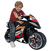 Injusa Repsol Wind Superbike Battery Operated Ride-On