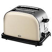 Swan ST14010CREN 2 Slice Toaster - Cream