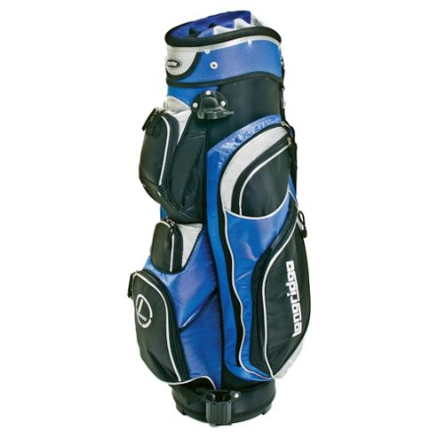 Longridge Executive Cart Bag (Blue/Black)