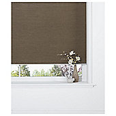 Raffia Roller Blind 120cm Earth