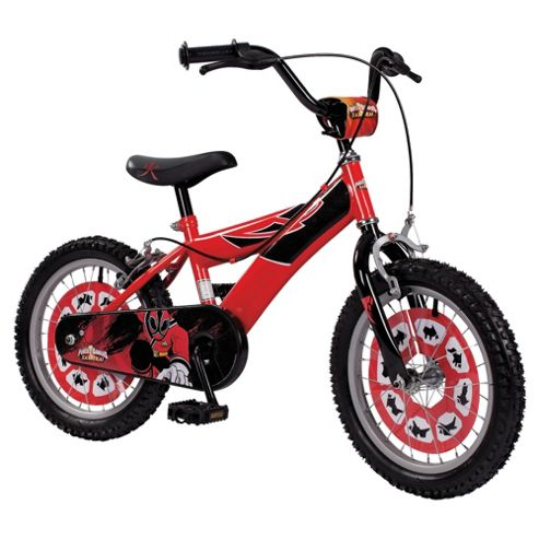 Power Rangers 16inch Kids' Bike