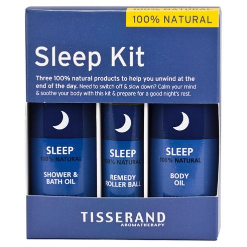 Tisserand Sleep Kit