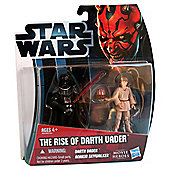 Star Wars Darth Vader & Anakin Skywalker Figures
