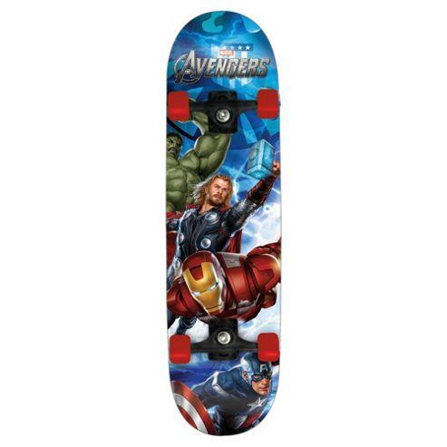 The Avengers Skateboard