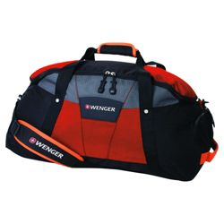 Wenger Sierra Weekend Duffle Bag, Red 24