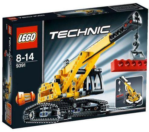 LEGO 9391 Technic Crawler Crane