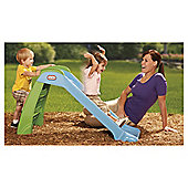Little Tikes My First Slide- Blue & Green