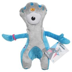 London 2012 Paralympics Team GB Soft Toy Mascot Mandeville