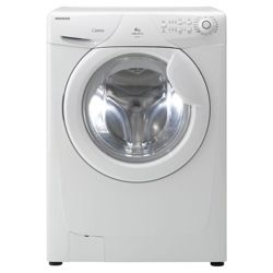 Hoover OPH614 Washing Machine, 6kg Wash Load, 1400 RPM Spin,  A+ Energy Rating. White