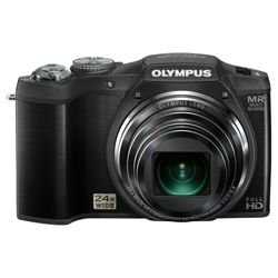 Olympus SZ-31 Digital Camera (Black)