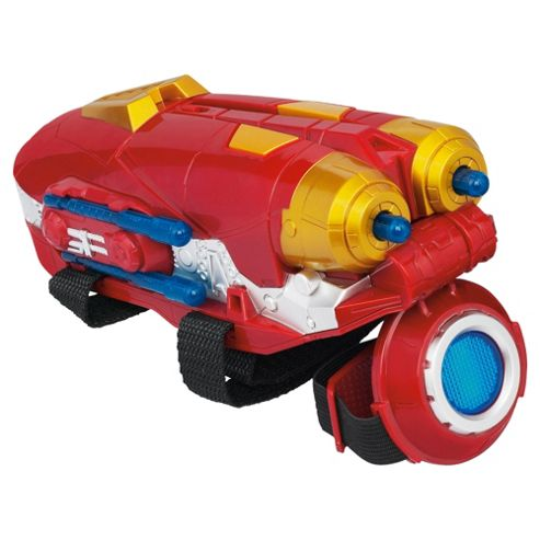 Marvel Ultimate Avengers Iron Man Repulsor Blast Toy