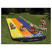 Slip n Slide Triple Races