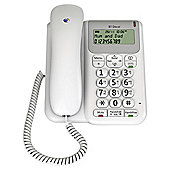 BT Décor 2200 Single Corded Telephone , White