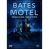Bates Motel Series 1-3 DVD