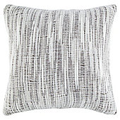 Space Dyed Cushion Grey
