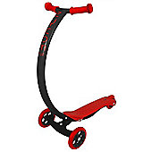 Zycomotion Zycom C100 Mini Cruz Scooter - Black/Red