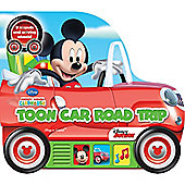 Disney Toon Car Road Trip Book