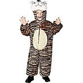 Child Tiger Costume Small