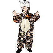 Tiger Costume - Child Costume 4-6 years