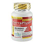 Serraplus + 80000iu Mega Tabs + MSM + Trace Minerals