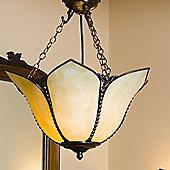 Kansa Lighting Topkapi Ceiling Mount Uplighter