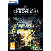Shadowrun Chronicles Boston Lo (PCCD)