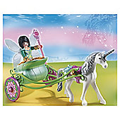 Playmobil Unicorn Carriage