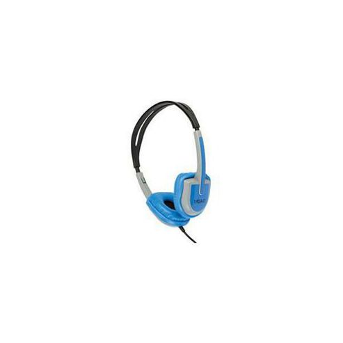 Urbanz BUZZBL Buzz Light-Weight Headphones - Blue