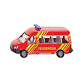 Feuerwehr Command Car/Emergency Vehicle 0882 - Siku